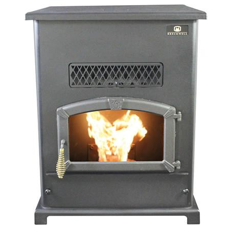 Breckwell Big E Pellet Stove - SP1000 - Iron Wood Supply