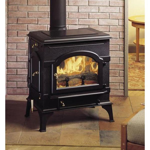 Majestic Dutchwest Catalytic Small Wood Stove - Iron Wood Supply