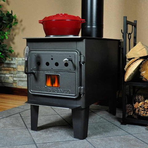 Vogelzang TR008 Durango Wood stove with blower - Iron Wood Supply