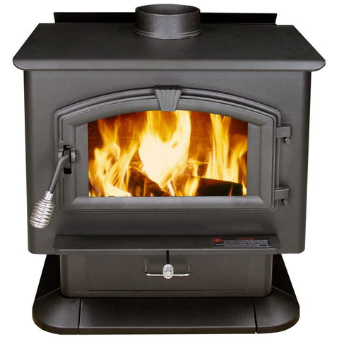 US Stove 3000 Extra Large Epa Certified Wood Stove - Iron Wood Supply