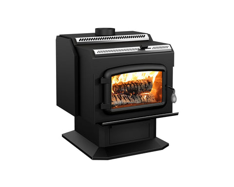 Drolet HT2000 Wood Stove - DB07200 - Iron Wood Supply