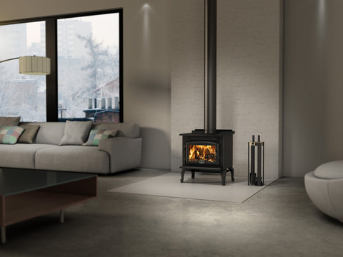 Osburn 900 Wood Stove - Iron Wood Supply