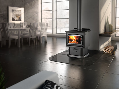 Osburn 1600 Wood Stove - Iron Wood Supply