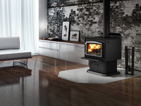 Osburn 2000 Wood Stove - Iron Wood Supply