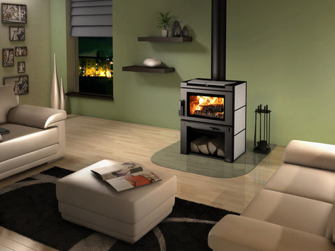 Osburn Matrix Wood Stove - Iron Wood Supply
