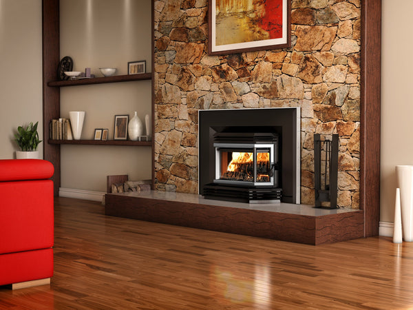 Osburn 2200 Wood Stove Insert - Iron Wood Supply