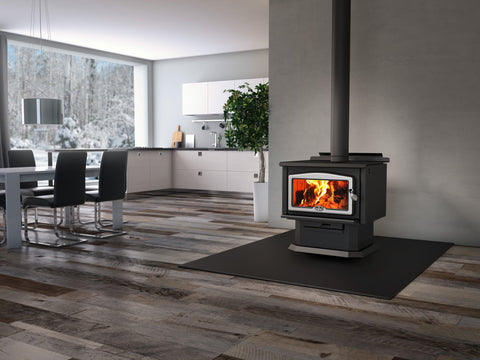 Osburn 2400 Wood Stove - Iron Wood Supply