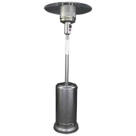 Stainless Steel Patio Heater LP - Iron Wood Supply