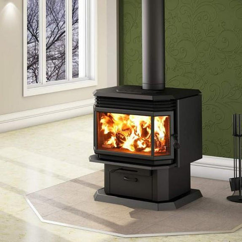 Osburn 2200 Wood Stove - Iron Wood Supply