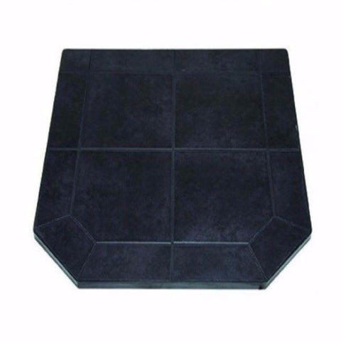 40 inch Wood Stove Tile Hearth Pad - Iron Wood Supply