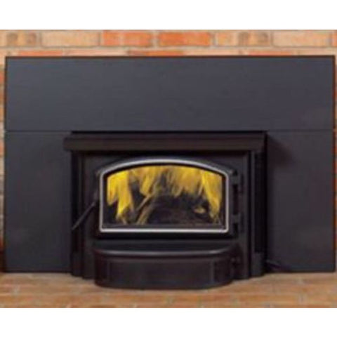 Vermont Castings SSI30 Savannah Wood Burning Steel Fireplace Insert - Iron Wood Supply