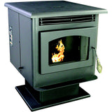 United States Stove Company Pellet Stove - Model 5040 - Iron Wood Supply