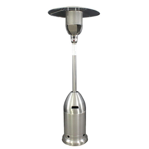 SS Rocket Patio Heater LP - Iron Wood Supply