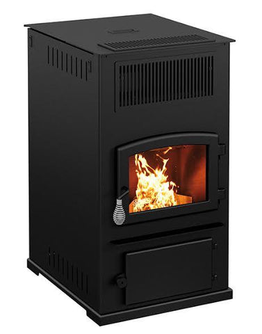 Drolet Eco-65 Pellet Stove - DP00060 - Iron Wood Supply