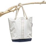 By the Bay Creations Retired Sailcloth Market Tote - Classic