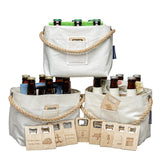 6 Pack Carrier made with Retired Sails