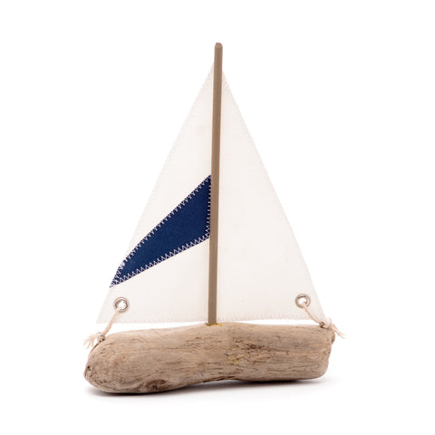 Driftwood Sailboat - Mini