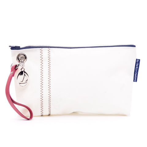 Classic Retired Sailcloth Wristlet