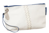 By the Bay Creations Retired Sailcloth Classic Wristlet