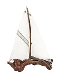Driftwood Sailboats made with Retired Sails™