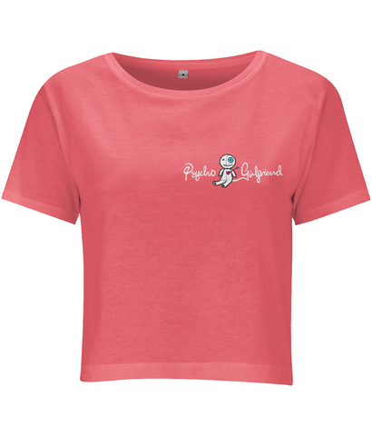 Psycho Girlfriend Crop Top