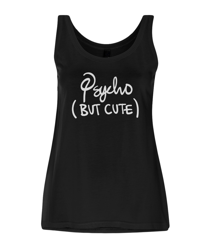 Psycho But Cute Tank Top