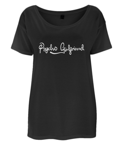 Psycho Girlfriend Loose Fit T-Shirt