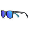 California Black n' Blue skateboard sunglasses