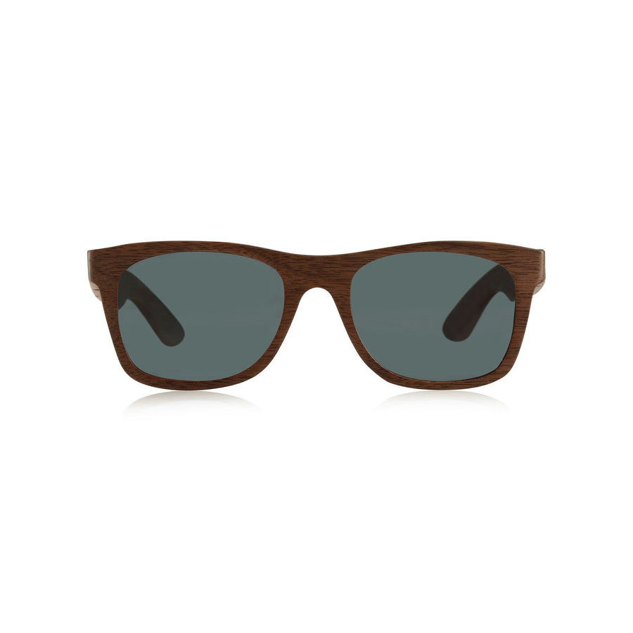 Classic Black Walnut Wood frame Sunglasses