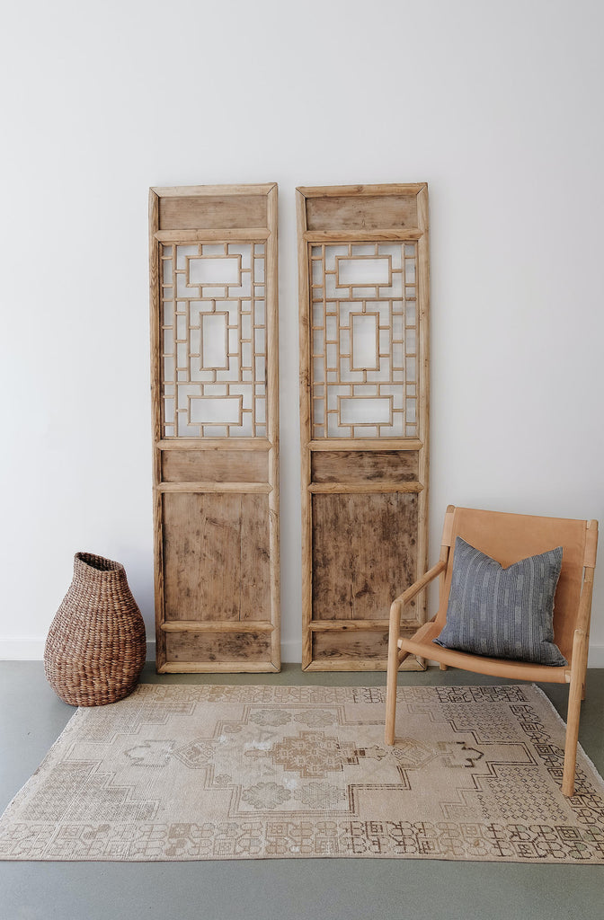 Set of Antique Chinese Doors