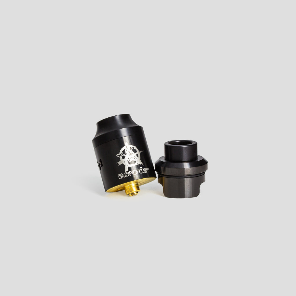 Anarchist Riot 24 RDA