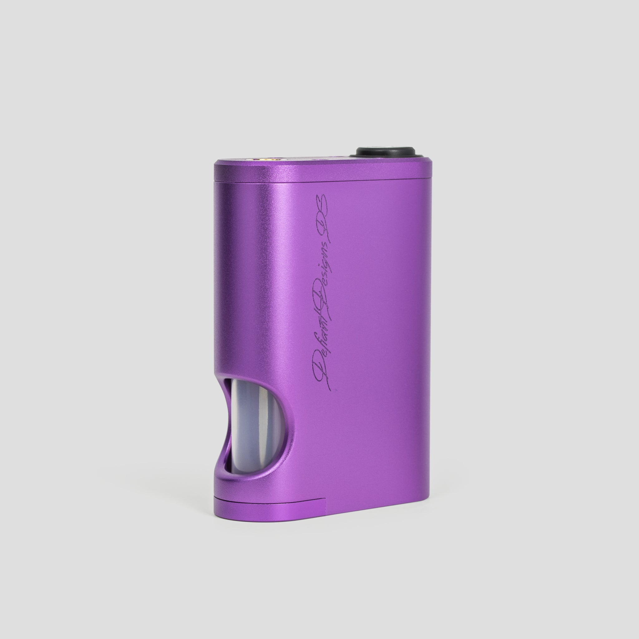 Defiant Designs DS Mechanical Squonk Mod