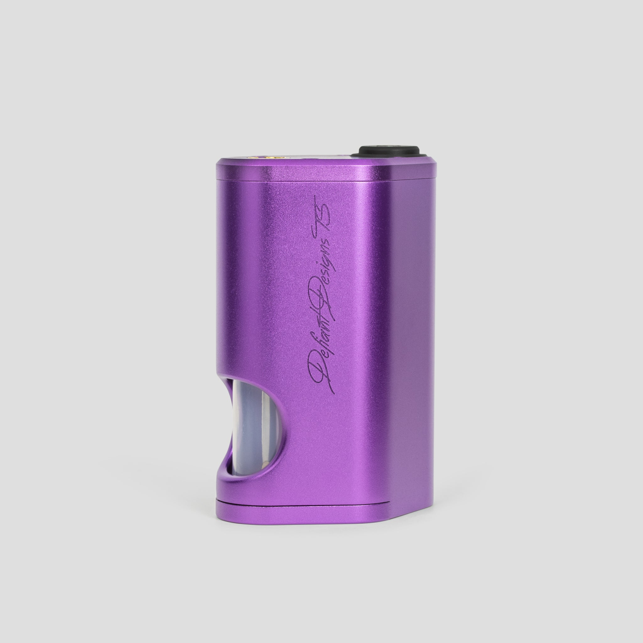 Defiant Designs TS Mechanical Squonk Mod