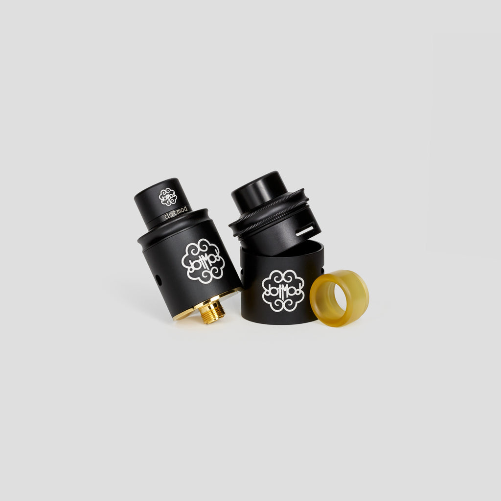 Dotmod Petri V2 22 RDA with 24 Conversion Cap