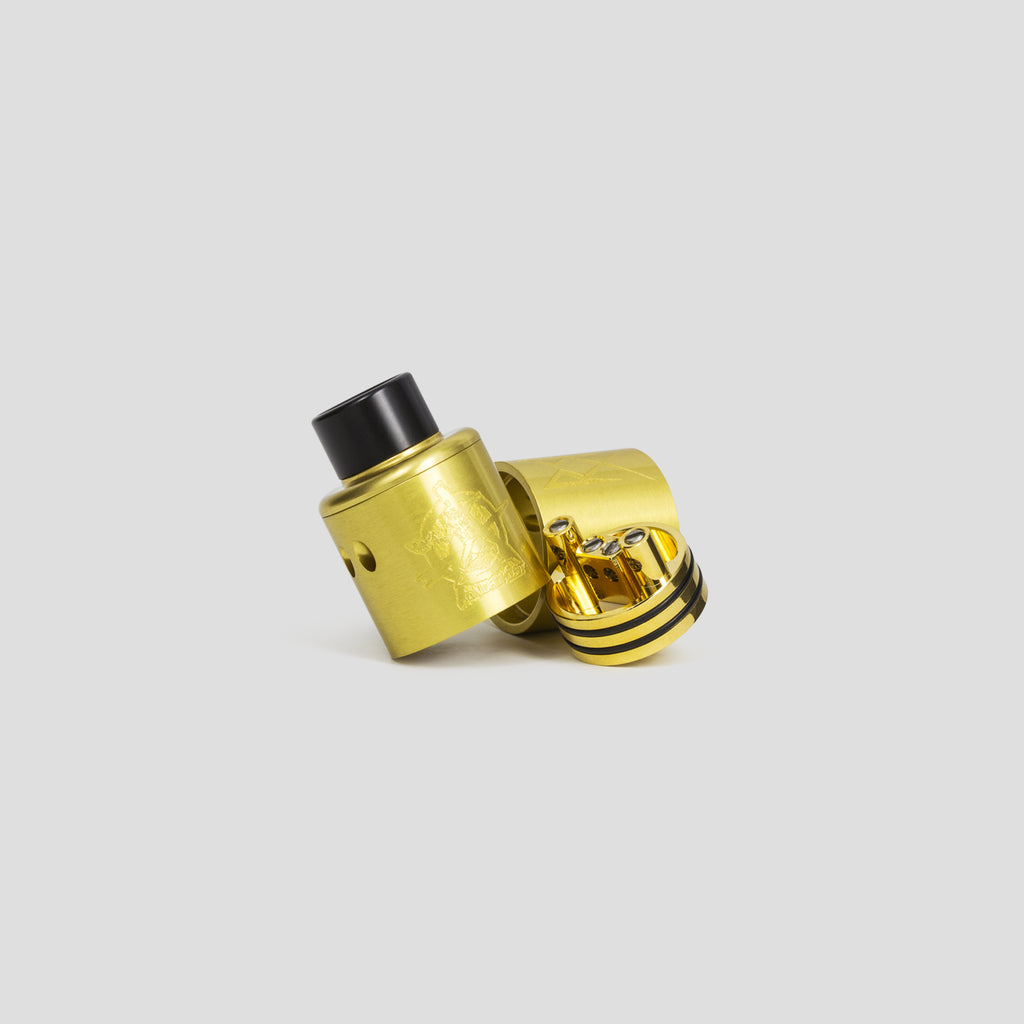 Grimm Green x Ohm Boy Recoil 24 RDA