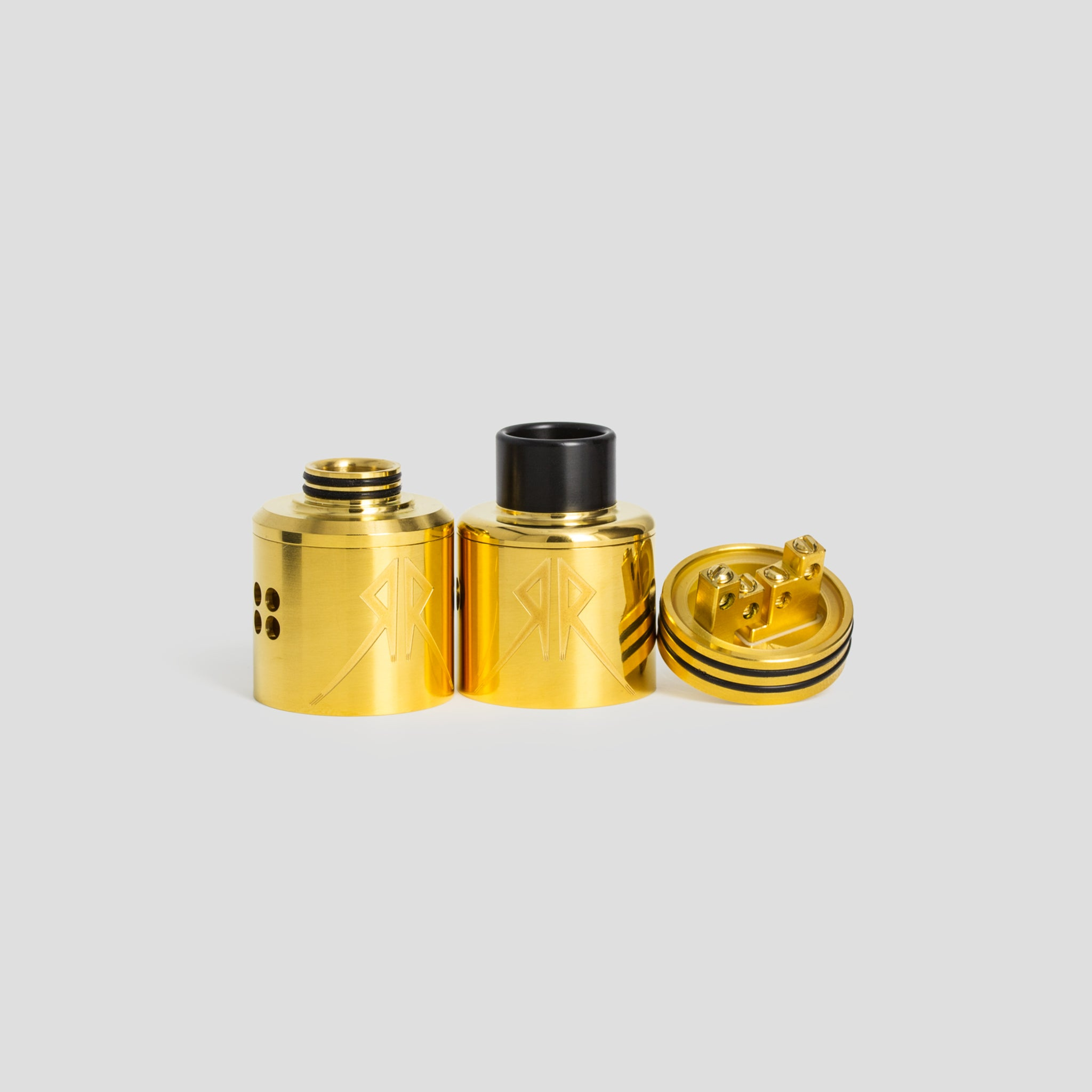 Grimm Green x Ohm Boy Recoil Rebel 25 RDA