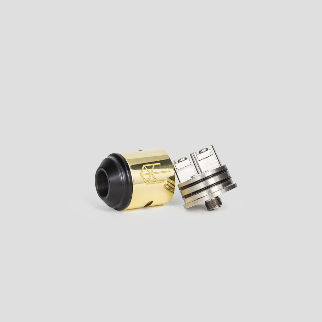 Vaping American Made Products M. Terk 24 RDA