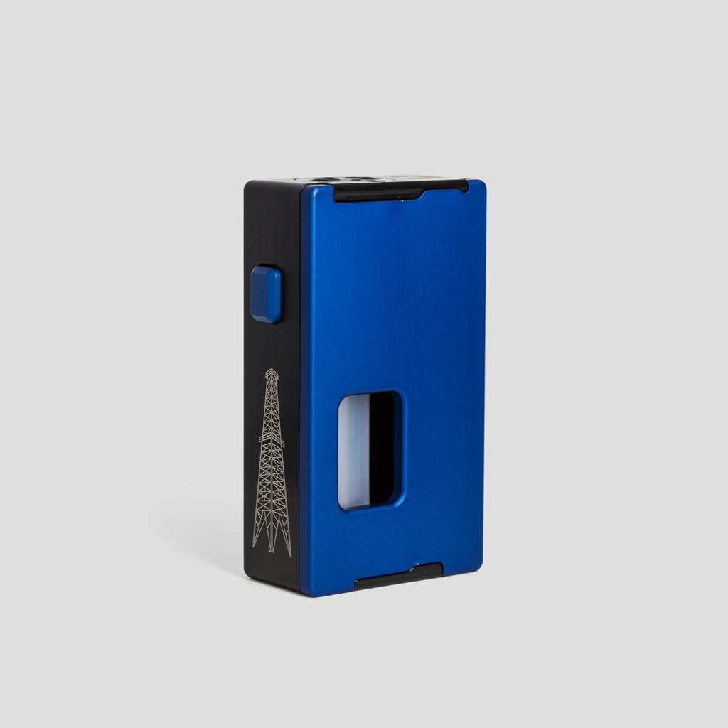 Vaping American Made Products Rig 18650/20700 Mechanical Squonk Mod