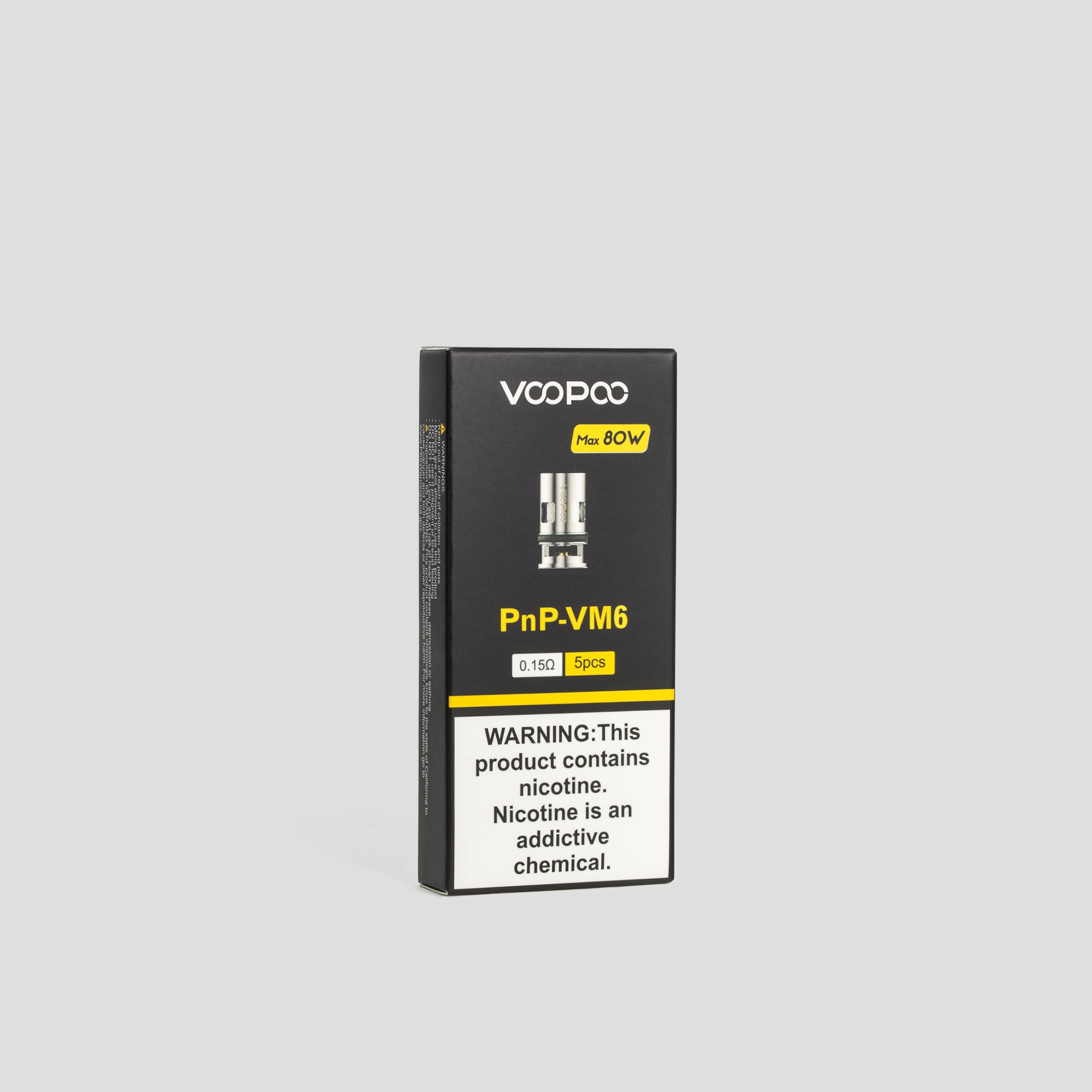 VooPoo PnP-VM Replacement Coil Heads