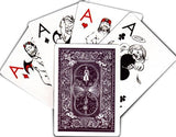 Devil's Panties Playing Cards: Purple Deck