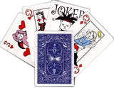 Devil's Panties Playing Cards: Blue Deck