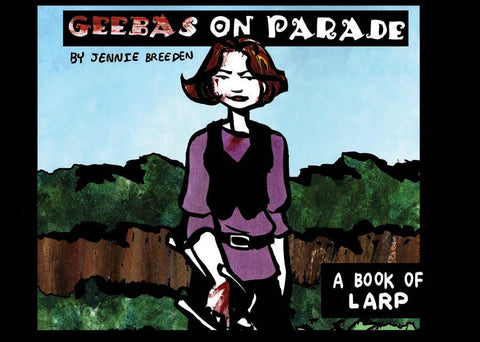 Geebas on Parade, vol. 1