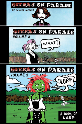 Geebas on Parade Collection