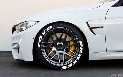 Toyo Tires White Letters >> Toyo Proxes Tire Design Peel Heat