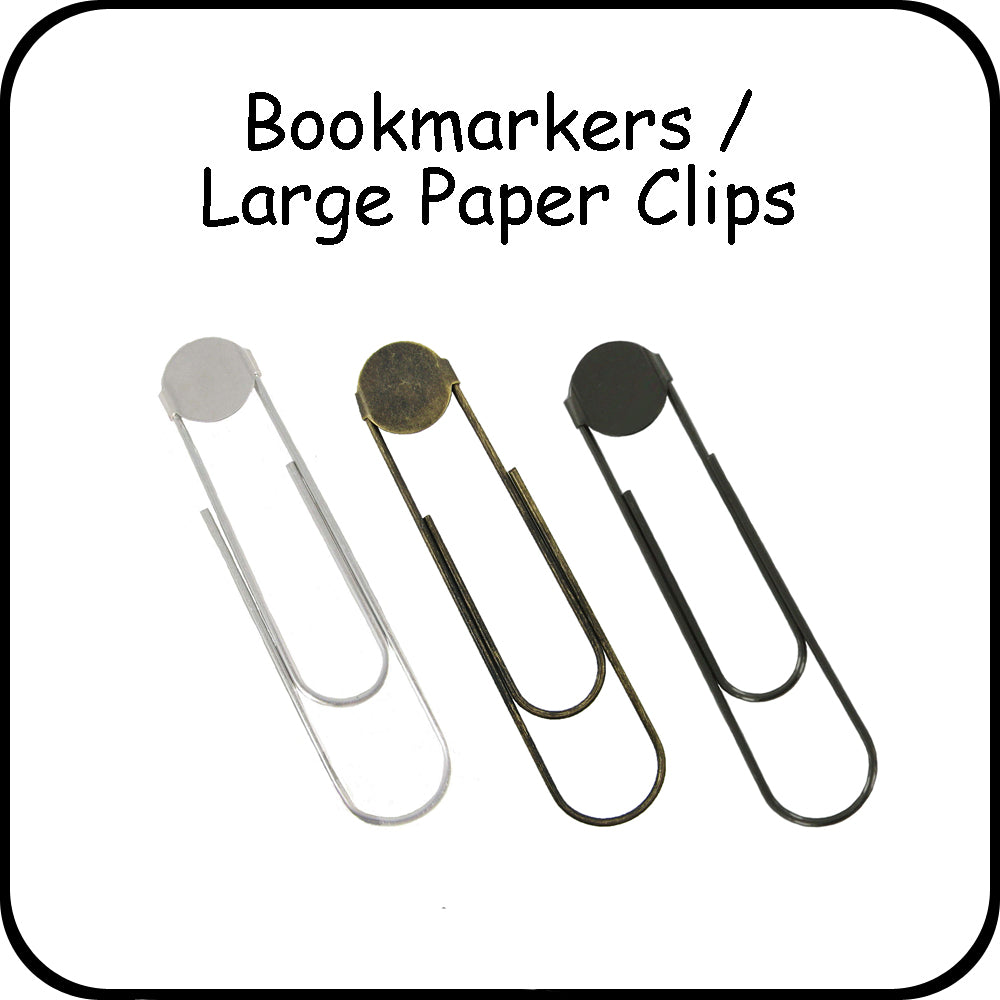 Bookmarkers / Large Paper Clips
