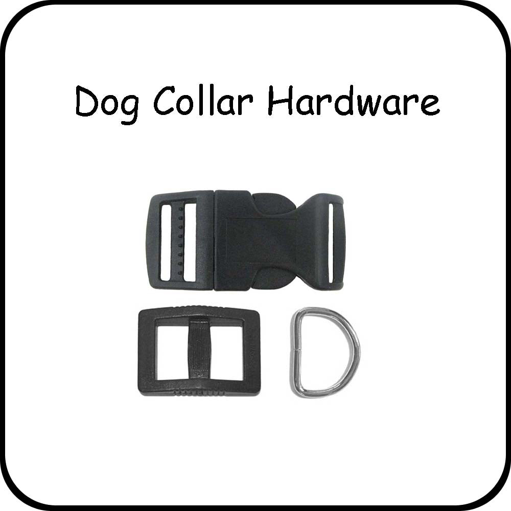 Dog Collar Hardware