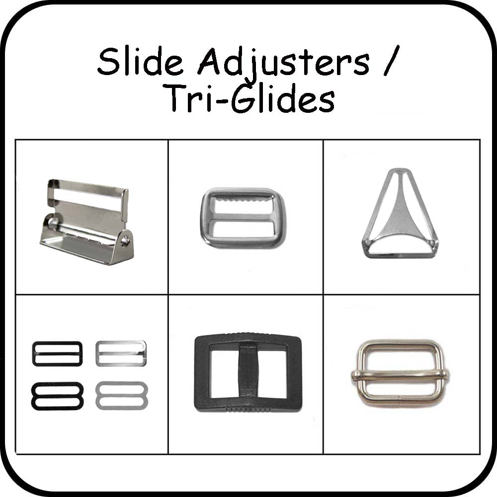 Slide Adjusters / Tri-Glides