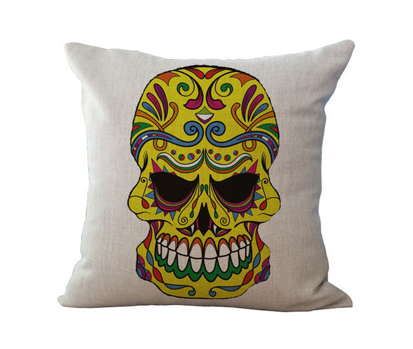 Pillow Case | Skull Edition
