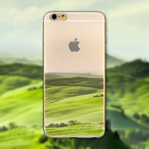 iPhone 5/5s Rolling Hills Case