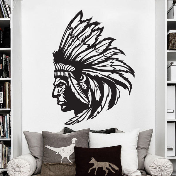 Removable Wall Sticker | Native